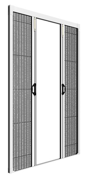 Plise dublu lateral cu prag de 4mm - PDL4