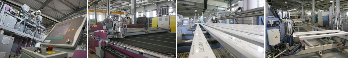 QFORT - Fabrica productie ferestre si usi termoizolante din pvc