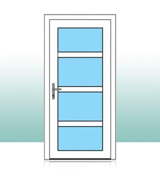 PVC: Uşi Simple