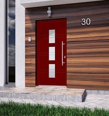 5 sfaturi de care să ții cont atunci cand alegi culoarea ușii tale de intrare