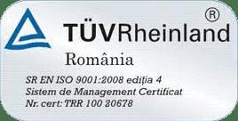 Certificare TUV Rheinland
