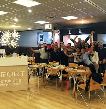 Alătura-te echipei QFORT! Echipa Qfort